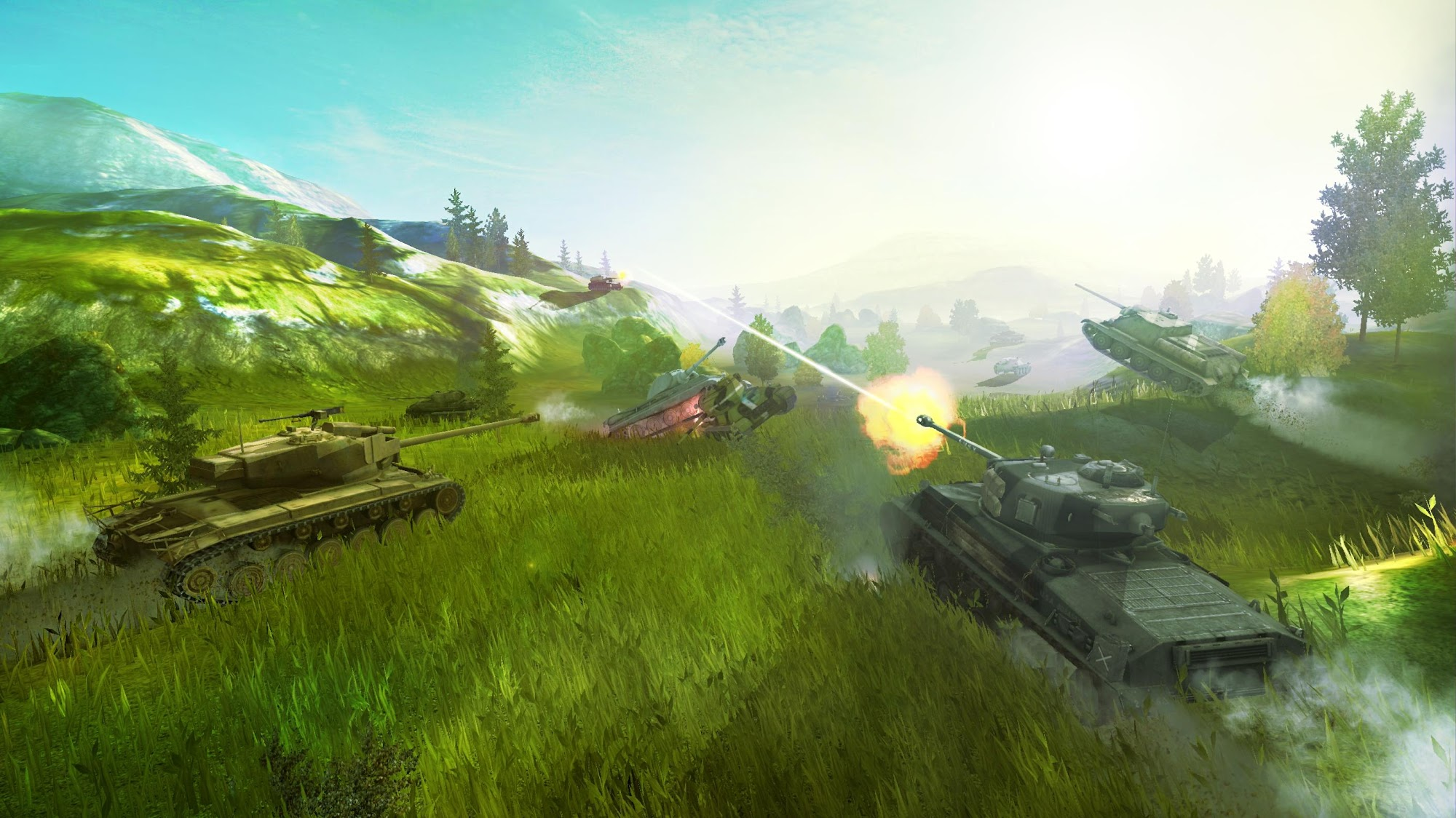 World of Tanks Blitz screenshot #6