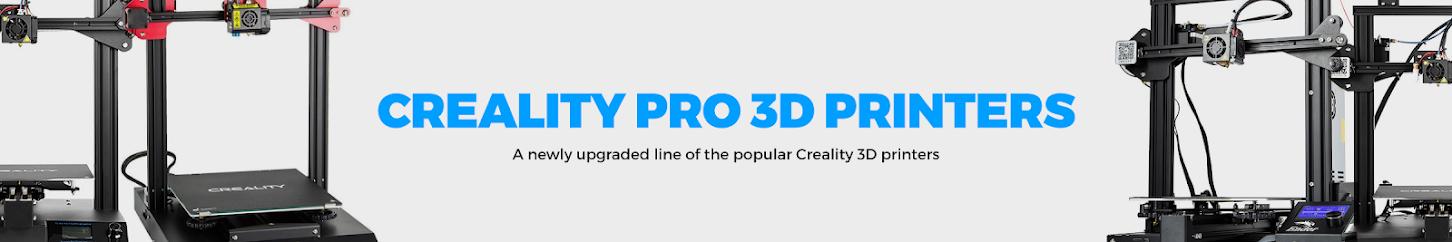 Creality3D Pro
