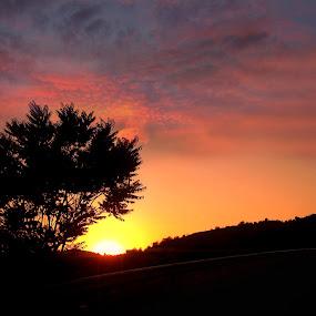 Sunset by Darko Nachevski - Novices Only Landscapes