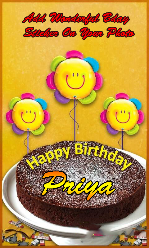 Write Name On Birthday Cake - Android Apps on Google Play
