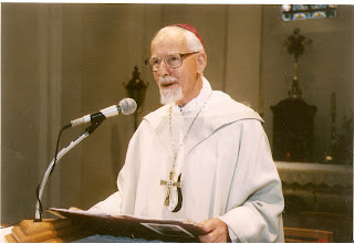 Photo: Mgr Jan Van Cauwelaert