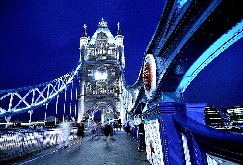 London Tower Bridge di vitomaso