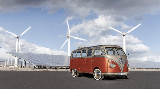 Eres un fanático o admirador, de las Volkswagen Transporter?