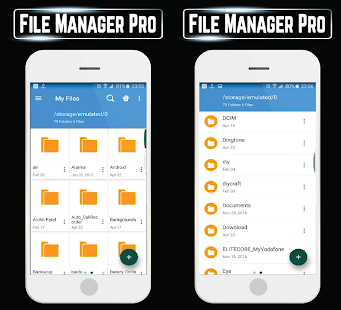 File Manager File Xplorer Backup Share My Files - náhled