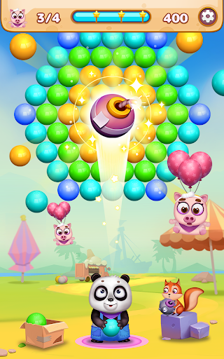 Panda Bubble Mania: Free Bubble Shooter 2019 1.08 screenshots 6