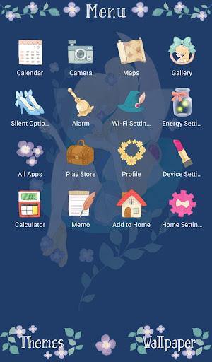 Cute Wallpaper Tinkerbell's Day Off Theme 1.0.0 Windows u7528 2