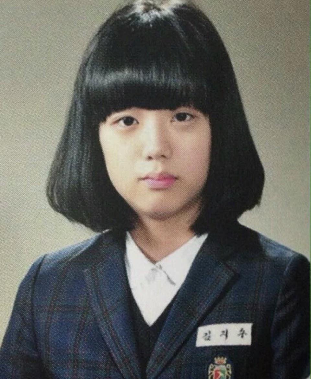 jisoo pre debut