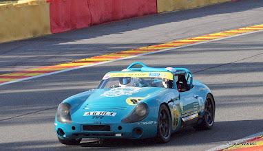 Photo: Circuit de SPA Francorchamps: TVR (!)