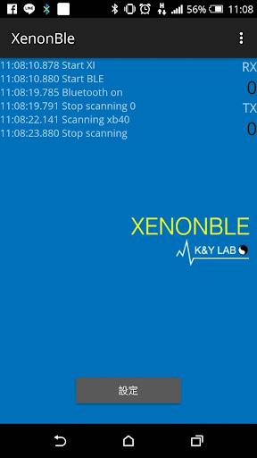 XenonBLE上傳程式
