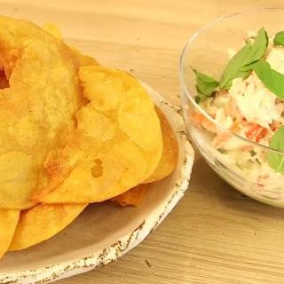 Fresh Crab and Avocado Dip