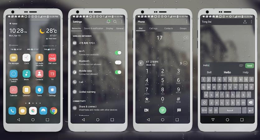 MIOS Blur Theme LG G6 V20 & G5 v2.01