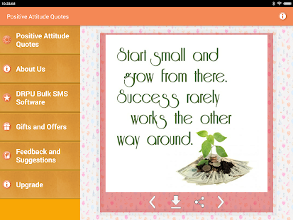 Positive Attitude Image Quotes- screenshot thumbnail