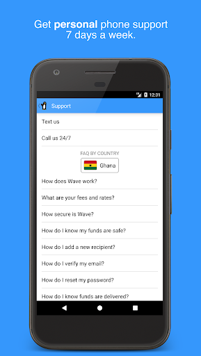 Wave—Send Money to Africa - Revenue & Download