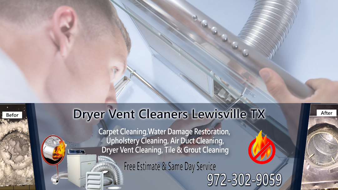 Dryer Vent Cleaners Lewisville Tx Prevent Dryer Fires