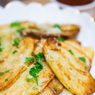 Baked Potato Slices.