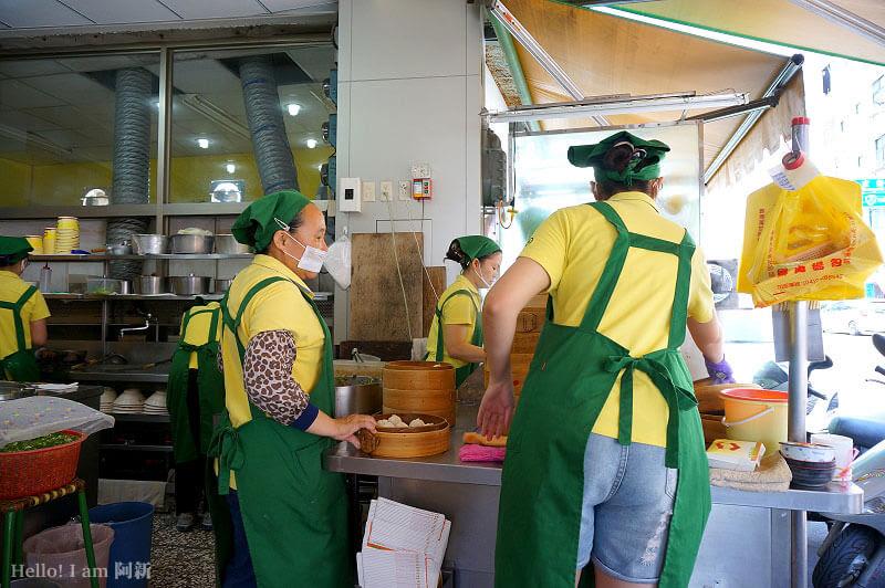 立麒鮮肉湯包,豐原小吃-3