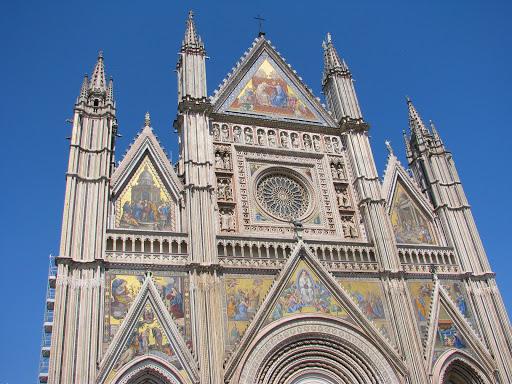 Italy 2012 Bolzano San Colombano Orvieto Ostia Rome Siena Trento