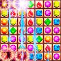 Crush King's Jewels - Free Match 3 icon