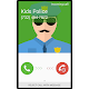 Fake Call Kids Police Apk