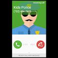 Fake call police - prank icon