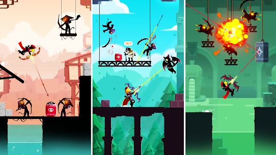 Supreme Stickman: Hit or Die MOD APK [Unlimited Money] 1.0.15 9