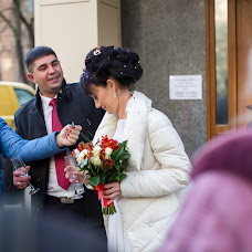 Wedding photographer Anastasiya Dyachkova (dinosph). Photo of 27.02.2018