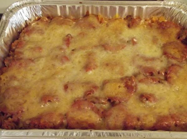 Zane's Casserole Recipe