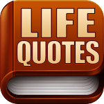 Life Quotes & Sayings Book Icon