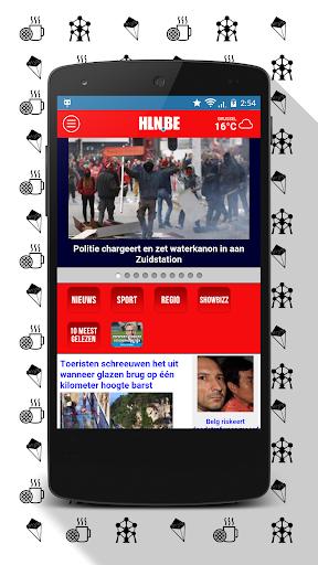 玩免費新聞APP|下載België Nieuws XL app不用錢|硬是要APP