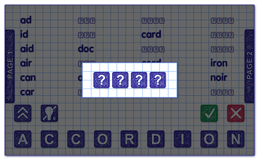 Paper Words apktram screenshots 4