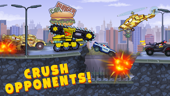 Car Eats Car 3 – Racing Game 3