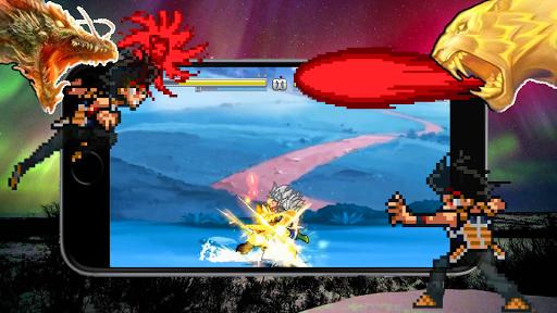 Super fighters - Legend Battle 1.2 screenshots 1