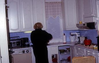 Photo: 1988 Remontti, uusi keittiö