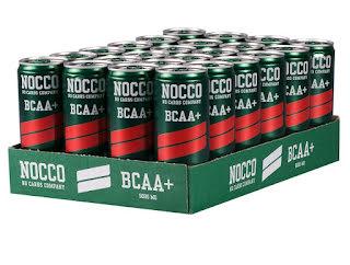 Nocco Hallon/Citron 24 x 330ml