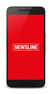 Newsline – Daily Breaking News- screenshot thumbnail