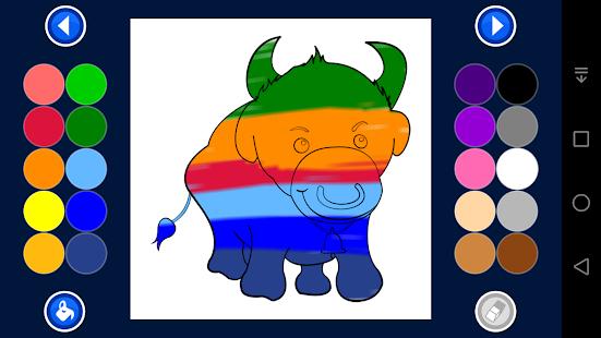 Animal Coloring Book For Kids Google Play De Uygulamalar