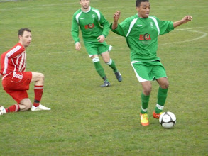 Photo: 22/04/12 - Caldecote Young Boys v St Joseph's (Luton) (Beds FA Sunday Cup Final 2012 at BUFC) 2-1 - contributed by Bob Davies