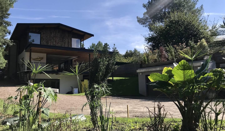 Villa with pool and garden Soorts-Hossegor