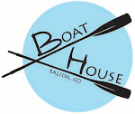 Logo for Boathouse Cantina