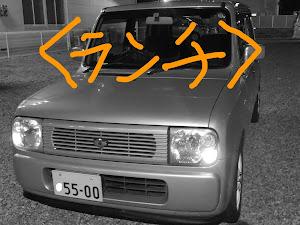 アルトラパン HE21S シンプルなGのカスタム事例画像 t@keshiさんの2020年01月15日13:22の投稿