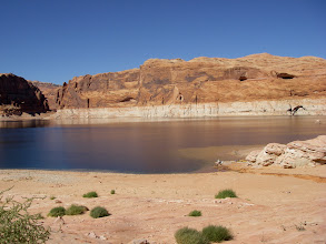 Photo: Lonely day on Lake Powell