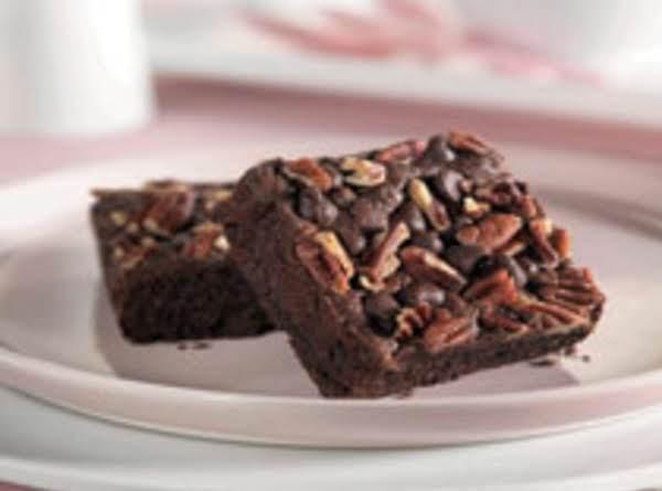 Chocolate Pecan Brownies Recipe