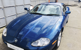 Jaguar XK 8 Rent Greater London
