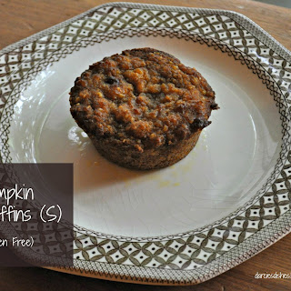 Pumpkin Muffins (S)