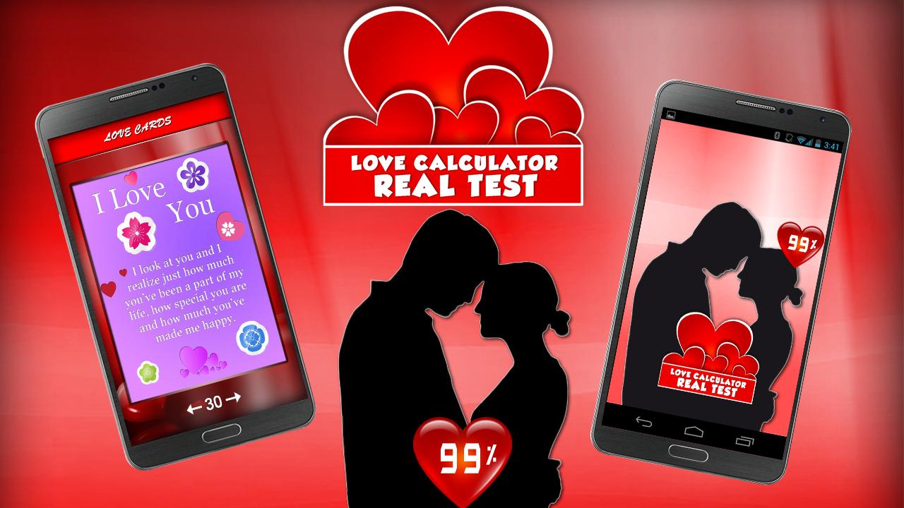 Uncategorized Love Tester Deluxe love calculator test android apps on google play screenshot
