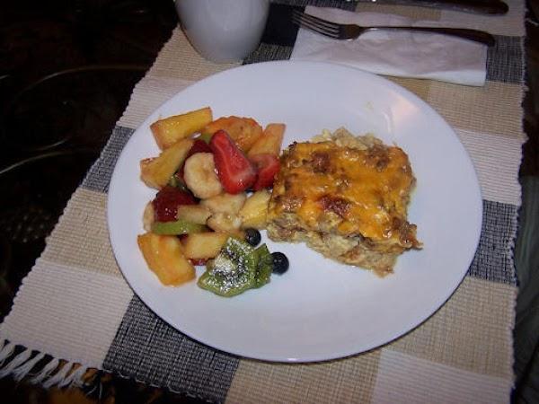 Joann's Breakfast Casserole Recipe