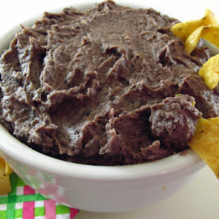 Superb Black Bean Dip and How to Cook Black Beans in a Slow Cooker.