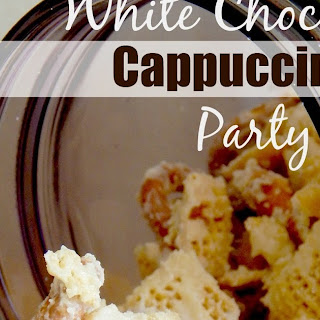 White Chocolate Cappuccino Party Mix