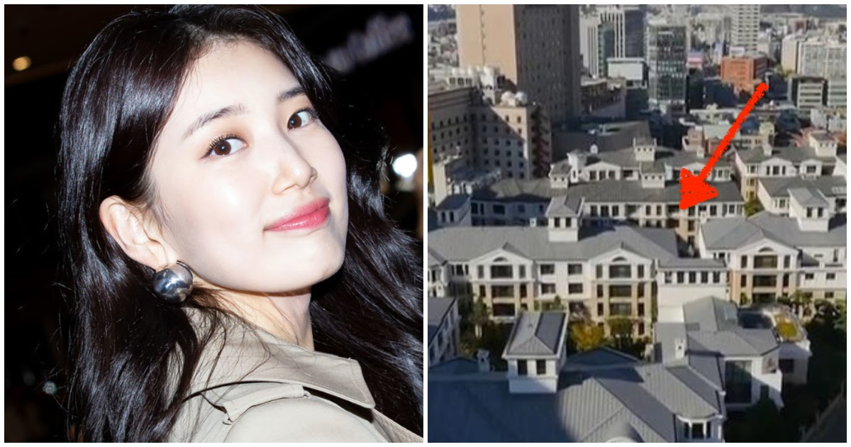 Suzy Tops the List of Female Idols Living in the Most Expensive Luxury  Homes - Koreaboo