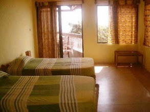 Photo: Chambre, room at Busua Inn, busua beach, west coast, Ghana busuainn.com ezilebay.com http://olivbusua.blogspot.com/